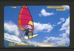 Hawaii GTE - 1993 6u - Windsurfing  - HAW-26 - Mint - Hawaï