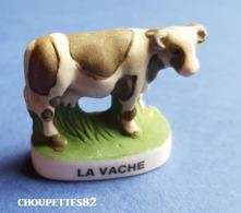 Fèves Fève La Campagne La Vache Mat*225* - Charms