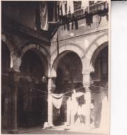 TUNIS Tunisie Ambiance De Rue 1923 Photo Amateur Format Environ 7,5 Cm X 5,5 Cm - Orte