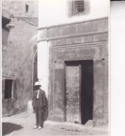KAIROUAN Tunisie Ambiance De Rue 1923 Photo Amateur Format Environ 7,5 Cm X 5,5 Cm - Luoghi