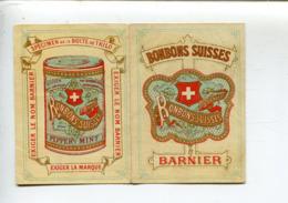 Bonbons Suisse Pepper Mint - Chromo