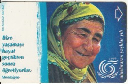TURKEY - Epigram From Montaigne(30 Units), 11/99, Used - Turquie