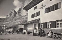 NOVALEVANTE-BOZEN-BOLZANO-RIFUGIO HOTEL=PAOLINA=CARTOLINA VERA FOTOGRAFIA -VIAGGIATA IL 17-6-1963 - Bolzano