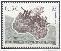 TAAF 2006 Yvert 435 Neuf ** Cote (2015) 1.00 Euro Rutile - Terres Australes Et Antarctiques Françaises (TAAF)
