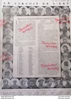 1910 AVIATION - LE CIRCUIT DE L'EST - LES CONCURRENTS - LEGAGNEUX ET LEBLANC - BRIENNE -VAUCOULEUR - LINDPAINTNER - Kranten