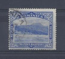 DOMINICA......KING GEORGE V.(1910-36).....SG50b....CDS........VFU... - Dominique (...-1978)