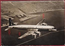 SABENA Belgian Airline Airlines Douglas DC-7C  Vliegtuig Avion Airplane Aircraft - 1946-....: Era Moderna