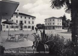 PASIANO-UDINE-PIAZZA GASPARE GOZZI-CARTOLINA VERA FOTOGRAFIA -VIAGGIATA IL 7-9-1962 - Udine