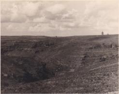 SEGOVIE Vue D'au Delà De La PIEDAD Seules Tours Visibles 1929 Photo Amateur Format Environ 7,5 Cm X 5,5 Cm - Lugares