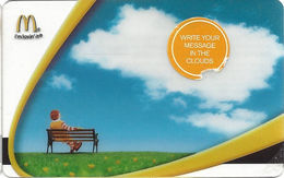 McDonalds Gift Card - Copyright 2006 - Gift Cards