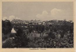 CASTELFIDARDO-ANCONA-PANORAMA-CARTOLINA VIAGGIATA IL 21-5-1958 - Ancona