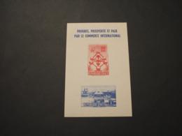 HAITI - BF 1958 BRUXELLES - NUOVO(++). - Haiti