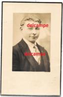 Bidprentje Kamiel Van Impe Kerksken 1903 En Aldaar Overleden 1947 Buyl Maria Erembodegem Aalst Mere Erpe - Imágenes Religiosas