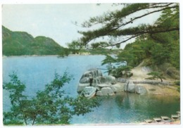 COREE - Nam-Huz - Petit Port - Circulée -Scan Recto-Verso - Korea (Zuid)