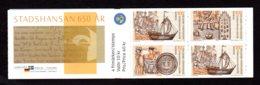 SUEDE 2006 - CARNET Yvert C 2527 - Facit H567 - NEUF** MNH - La Ligue Hanséatique - Markenheftchen