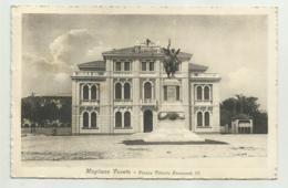 MOGLIANO VENETO - PIAZZA VITTORIO EMANUELE III - VIAGGIATA   FP - Treviso