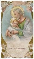 SA-00008-  ITE AD JOSEPH    ORAZIONE A S. GIUSEPPE - Imágenes Religiosas