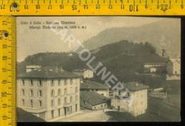 Bergamo Oltre Il Colle Albergo Moderno (piccola Espellatura Dietro) - Bergamo