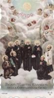SA-00010-  BEATI MARTIRI CANADESI DELLA COMPAGNIA DI GESU - Imágenes Religiosas