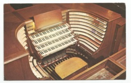 Console - Cadet Chabel Organ - U.S. Military Academy West Point, N.Y. - Musica E Musicisti