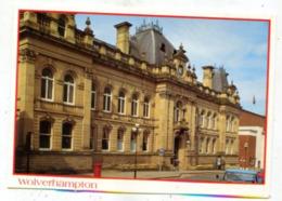 ENGLAND - AK 366915 Wolverhampton - The Old Town Hall - Wolverhampton