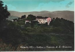 Carinola - Caserta -  Collina E Convento Di S. Francesco - Caserta