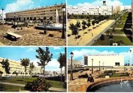 ** Lot De 2 Cartes ** 91 - ATHIS MONS : Multivues Cité F.F.F. Résidence Du NOYER RENARD ( HLM Cité ) - CPSM GF - Essonne - Athis Mons