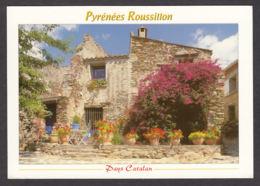 94378/ Photographe C. NÈGRE , *Maison Fleurie Dans Le Roussillon* - Ilustradores & Fotógrafos
