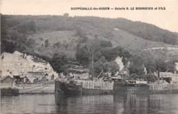 DIEPPEDALLE LES ROUEN Scierie R Le Bourgeois Et Fils 11(scan Recto-verso) MA161 - Dieppe