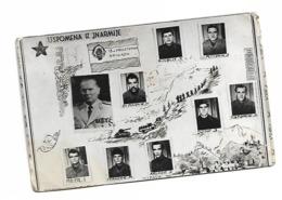 Slovenia Vipava 13 Proleterska Brigada - Slovenia