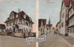 Allemagne Schifferstadt Post Kirchenstrasse - Schifferstadt