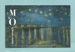 Ticket D' Entrée Paris Musée D' Orsay 2019 Vincent Van Gogh La Nuit étoilée 1888 - Tickets - Entradas