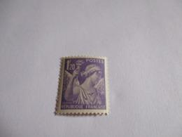.Timbre 1,20 Francs Iris Violet 1944.Y& T N°651.Neuf. - 1939-44 Iris