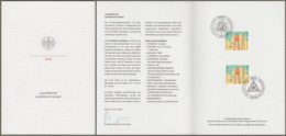 "Bund: Minister Card - Ministerkarte Typ VII , Mi-Nr. 3465 ESST: "" Leuchttürme: - Leuchtturm Campen - ""    X - [7] République Fédérale"