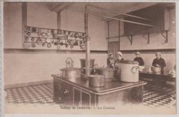 LESNEVEN - Collège, La Cuisine - Tourte Et Petitin Sans N° - Lesneven