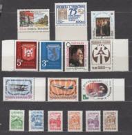 UKRAINE 1993 Complete Year Set / Vollständiger Jahressatz  / L'ensemble Année Complète: 16 Stamps **/MNH - Oekraïne