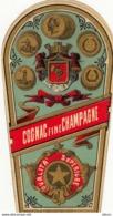 Bella Etichetta Vintage - Cognac Fine Champagne - Etiketten