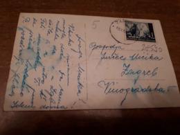 Postcard - Croatia, NDH, Zagreb       (28590) - Kroatië