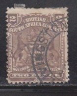 RHODESIA Scott # 61 Used - Arms - Great Britain (former Colonies & Protectorates)