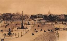 75 - PARIS - Place De La Concorde - Markten, Pleinen