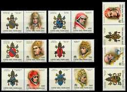 VATIKAN 1998 Nr 1234-1241 Postfrisch S01563A - Vatican