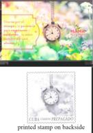 648  Horlogerie - Watches - Postal Sta. 2018 - Unused - Cb - 2,25 - Horlogerie