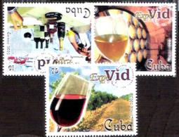 672  Wines - Vins - 2002 - MNH - Cb - 1,85 - Vins & Alcools