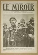 Le Miroir Du 7/05/1916 Wilson Au Congrès Américain - Conférence économique Des Alliés - Troupes Russes à Marseille - Kranten