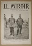 Le Miroir Du 14/05/1916 Kalitine Et Lastotchkine (Erzeroum) - Aviateur Treille De Granseigne - Révolte Irlandaise Dublin - Kranten