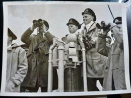 PHOTO Presse WW2 WWII : BRITISH Corvette * DIANTHUS * Traque U_BOAT KRIEGSMARINE - Guerra, Militares