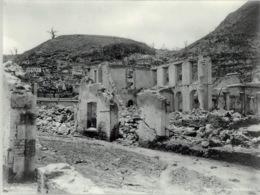 Saint Pierre Eruption Du Mont Pellee Le 8 Mai 1902 Nuee Ardente Apres Pierre Devaste 11(scan Recto-verso) MA1090 - Martinique