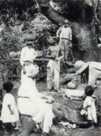 Saint Pierre Eruption Du Mont Pellee 8 Mai 1902 Nuee Ardente Avant Manioc 26(scan Recto-verso) MA1090 - Martinique