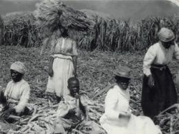 Saint Pierre Eruption Du Mont Pellee 8 Mai 1902 Nuee Ardente Avant Guadeloupe 35(scan Recto-verso) MA1090 - Martinique