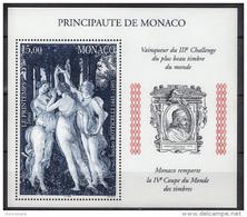 MONACO 1997 BLOC MONACO N°77  NEUF** - Bloques